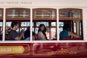 Tropical Premium Tramcar